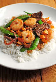 Hibachi Steak & Shrimp - Bodacious Cooking Class