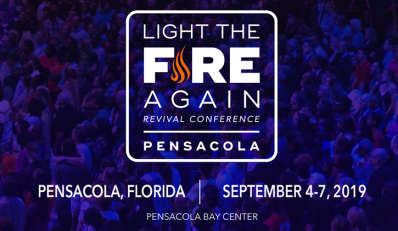 Light The Fire Again Revival Conference