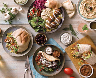 Mediterranean Lunch & Learn - Bodacious Cooking Classes