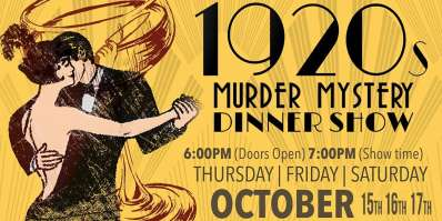 SEVILLE QUARTER HOSTS SERIES OF  MURDER MYSTERY DINNER SHOWS