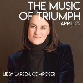 Pensacola Symphony Orchestra: The Music of Triumph · April 25, 2020 · 7:30 p.m.