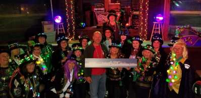 Krewe of Nereids Moonpie Party