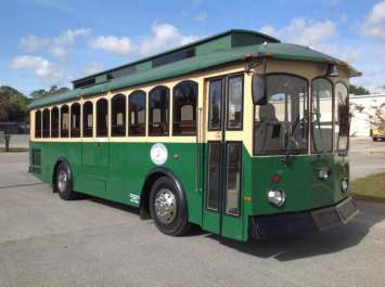 Historic Pensacola Trolley Tours - Tuesdays