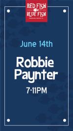 Robbie Paynter at RFBF