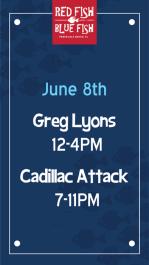 Greg Lyons & Cadillac Attack at RFBF