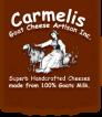 Carmelis Goat Cheese Logo