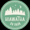 Hiawatha RV Park Logo