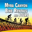 Myra Canyon Bicycle Rental Logo