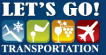 Lets Go transportation - Logo