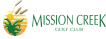 Mission Creek Golf Course Logo