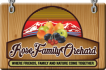 Rose Family Orchard Logo