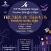 Trunks & Treats Outdoor Family Night