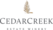 CedarCreek Estate Winery logo