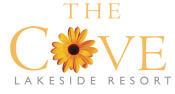 The Cove Lakeside Resort Main Logo