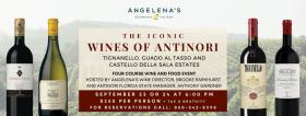 The Iconic Wines of Antinori