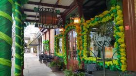 Happy Hour at O'Riley's Irish Pub