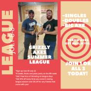 Summer Axe Throwing League