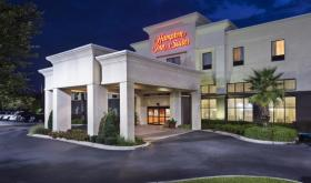 Hampton Inn & Suites  University Mall