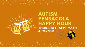 Autism Pensacola Happy Hour