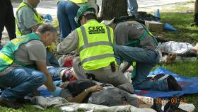 Community Emergency Response Team (CERT) Training (Every Wednesday)
