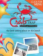 Happy Hour at Crab Trap Perdido Key
