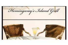 Daily Specials at Hemingways