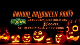 Uptown Halloween Party