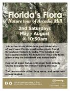 Florida's Flora: Nature Tour of Arcadia Mill