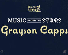 Music Under The Stars: Grayson Capps