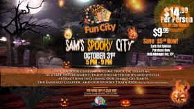 Sam's Spooky City