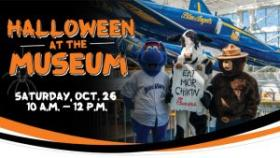 Halloween at the Museum 2019