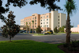 Courtyard by Marriott Downtown Pensacola