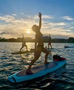 Yoga on the Water- Sup Style