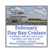 February Day Bay Cruises