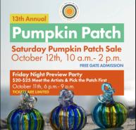 Pumpkin Patch Sale