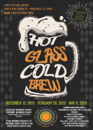 Hot Glass, Cold Brew