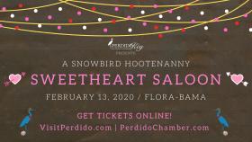 Snowbird Hootenanny: Sweetheart Saloon