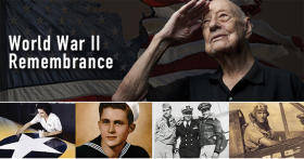 WWII REMEMBRANCE