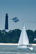 Sail with the Blue Angels