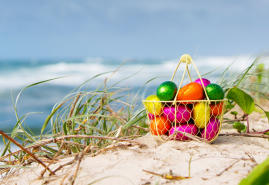 Flora-Bama Easter Egg Hunt & Kid's Fun Day