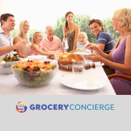 Organized Occasions  and Grocery Concierge