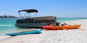 Ho2 Pensacola Pontoons, Paddle boards and More!