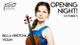 Pensacola Symphony Orchestra Opening Night!