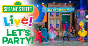 Sesame Street Live - Let's Party