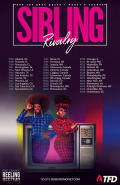 Bob & Monét's Sibling Rivalry: The Tour (Cancelled)
