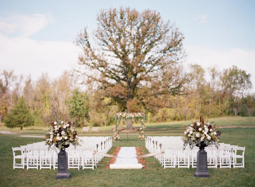 Wedding Ceremony - Grand Lawn