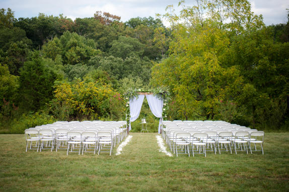 48 Fields Outdoor Wedding Ceremony