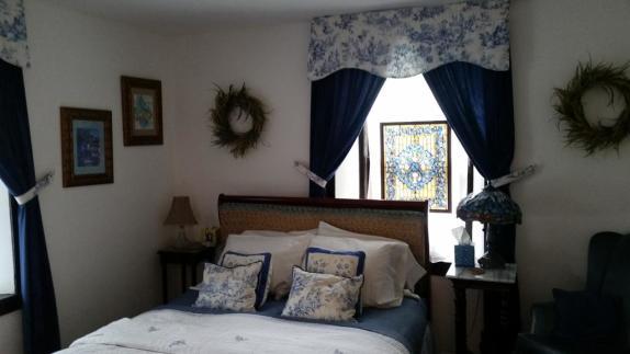 Blue Delft Suite