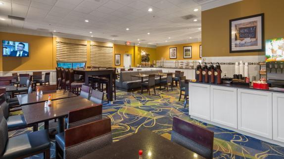 Best Western Leesburg - Breakfast Room