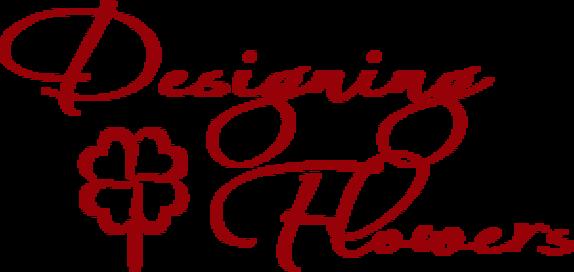 Designing Flowers Logo